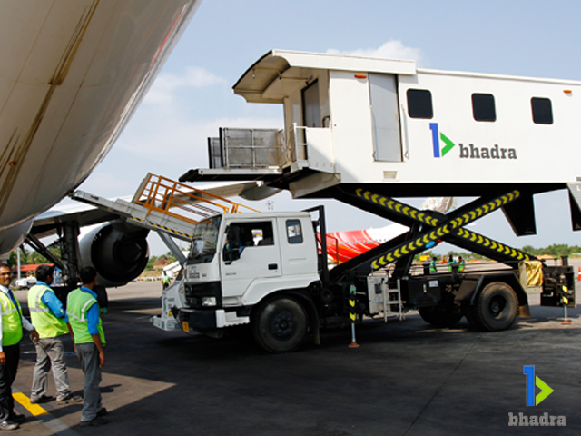 airline ground handling-Ambulift Services