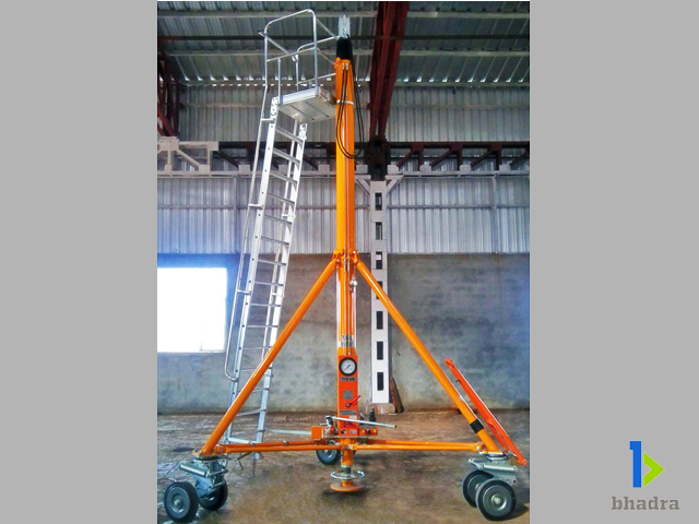 airline ground handling-Hydraulic Stanchion(TailStand)